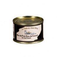Bloc de foie gras de canard du Sud-Ouest 65g