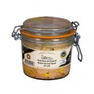 Foie gras canard entier du Sud-Ouest mi-cuit 300g