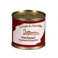 Pâté basque au piment d'Espelette 90g