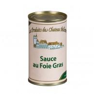 Sauce au foie gras 190g
