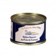 Délice gascon au foie de canard 130g