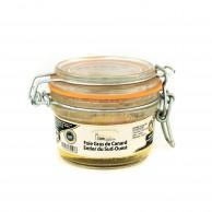 Foie gras de canard entier du Sud-Ouest 120g