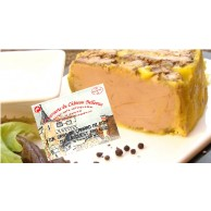 Terrine de foie gras de canard entier mi-cuit 500 g