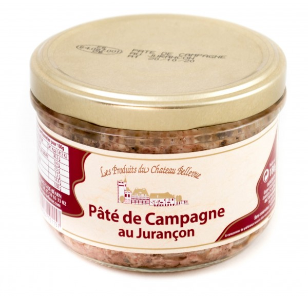 Pâté de Campagne au Jurançon 180g